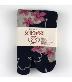 Calcetines TABI Sakura mujer 36-39
