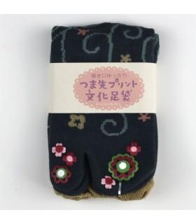 Calcetines TABI Deco Karakusa mujer 36-39